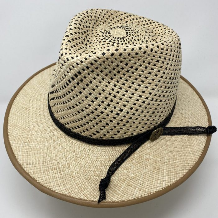 Unisex Salt and Pepper Fedora